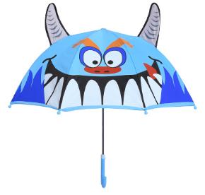 """Детский зонтик 3D ушки """"Монстрик"""""""