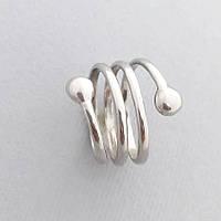 Серебряное кольцо ХЮ-1260740030
