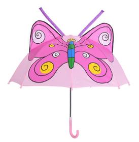 """Дитячий парасольку 3D вушка """"Метелик"""""""