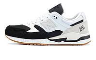 Женские кроссовки New Balance 530 White/Black