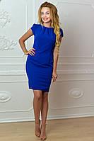 Сукня арт. 716, яскраво синє, фото 1
