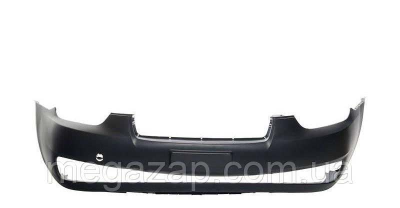 Бампер передний Hyundai Accent (05-10)