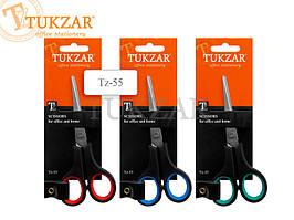 """Ножницы """"Tukzar"""" пластиковая ручка 21 см TZ 85"""