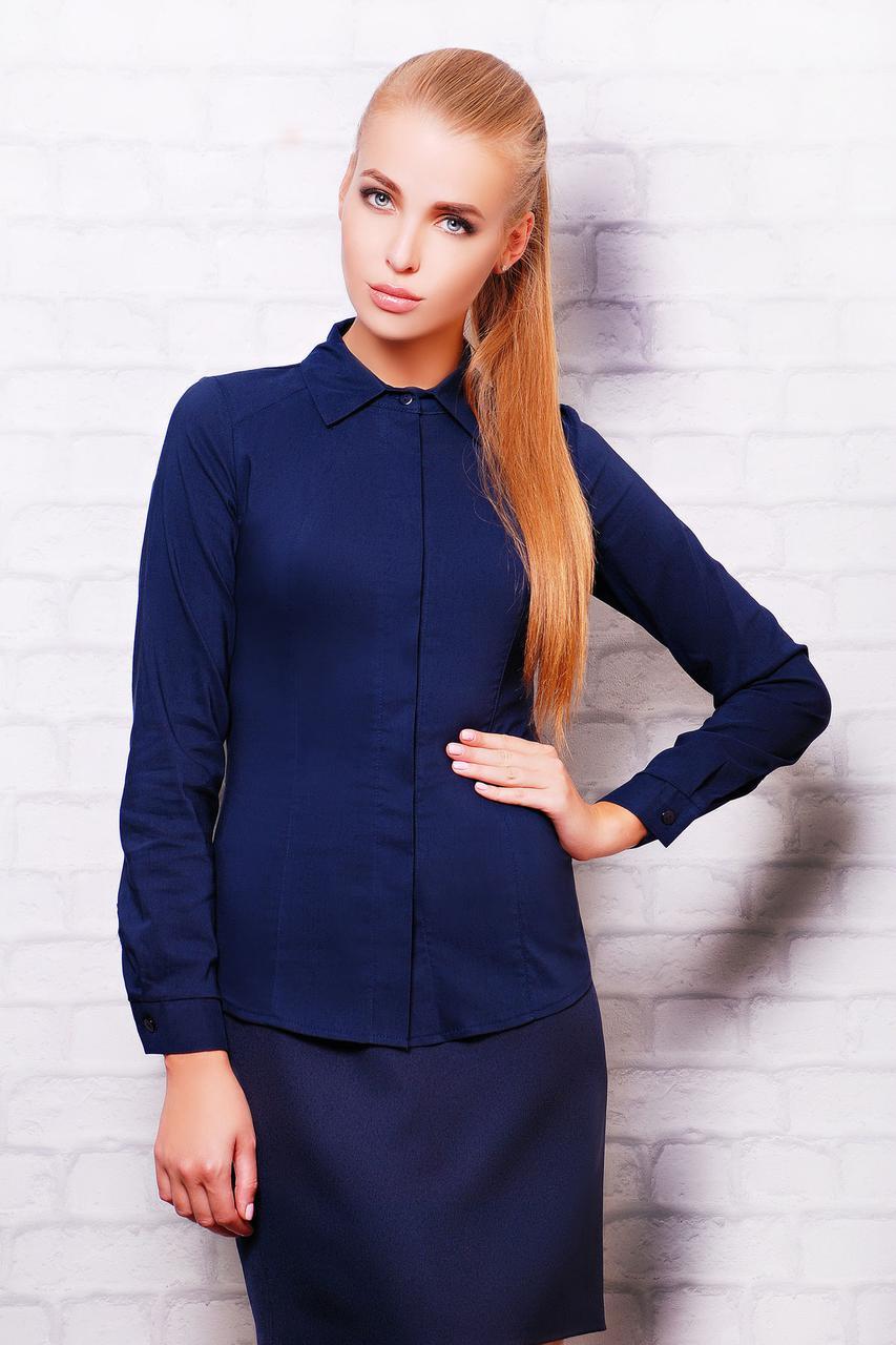 Женская блуза Норма д/р