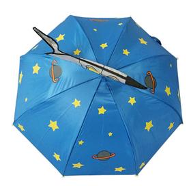 """Дитячий парасольку 3D вушка """"Космос"""""""