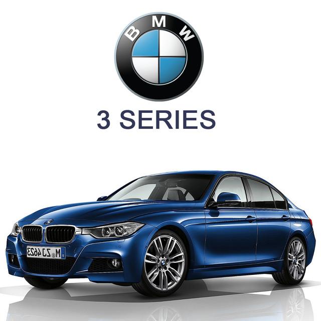 Защита двигателя и КПП для BMW 3 Series