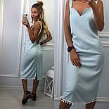 Женское платье с открытой спиной (2 цвета), фото 6