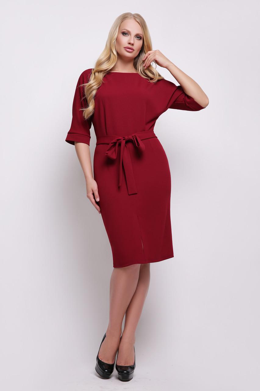 Красивое женское платье больших размеров платье Руся-Б к р -  Интернет-магазин 7ad69e59ed7
