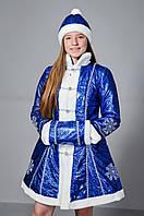 Карнавальный костюм женский Снегурочка , фото 1