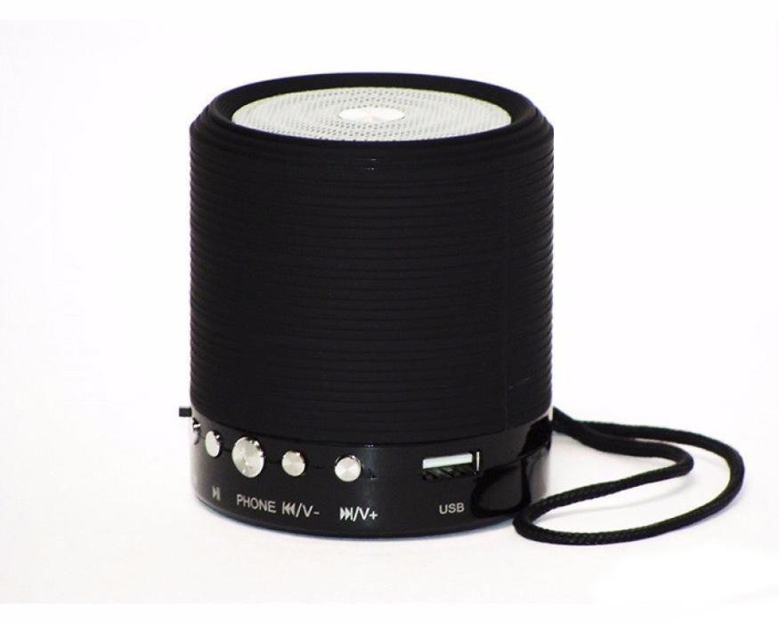 Портативная Bluetooth колонка WSTER WS-631 FM MP3 USB ФМ радио беспроводная блютуз акустика WS 631