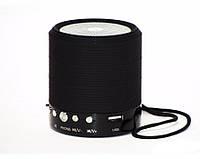 Портативная Bluetooth колонка WSTER WS-631 FM MP3 USB ФМ радио беспроводная блютуз акустика WS 631, фото 1