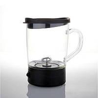 Кружка-мешалка с крышкой Coffee Magic, чашка миксер для кофе, с доставкой по Киеву и Украине