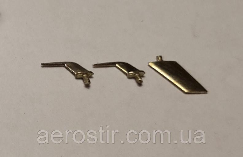 """Антенна для самолета """"Falcon-10MER"""" """"Amodel"""" 1/72 Mini World 7264a"""