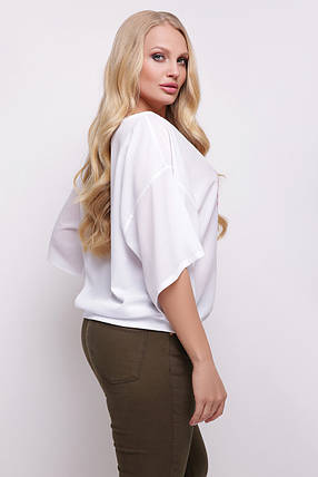 Женская блуза Фламинго  Мартина-БП к/р размер 50-52, фото 2