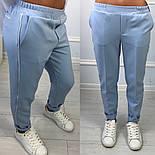 Женский брюки с кантом (2 цвета), фото 2