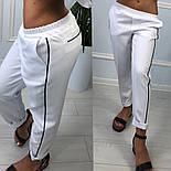 Женский брюки с кантом (2 цвета), фото 4