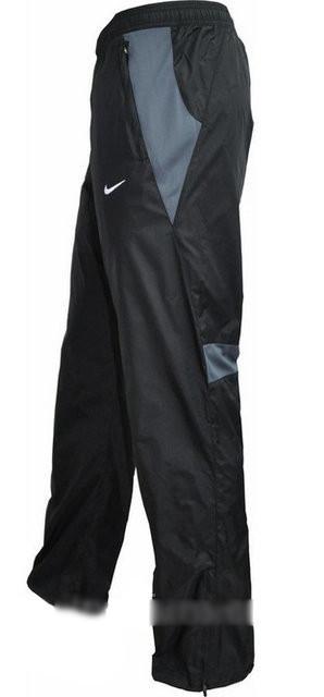 Мужские спортивные штаны Nike из плащевки без подкладки копия