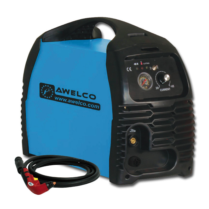Аппарат для плазменной резки PLASMA 40 COMPRESSOR AWELCO 53171 (Италия)