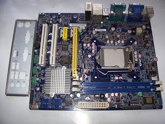 Foxconn H61M   Socket 1155 Б/У Полностью рабочая