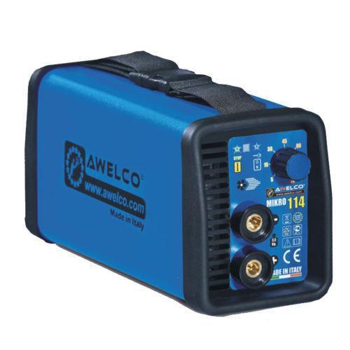 Аппарат инверторный сварочный Awelco Mikro 114