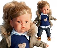 Испанская кукла Пеппи Эндиса, 42 см