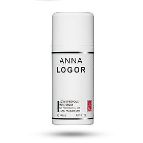 Крем активный с прополисом для проблемной кожи Anna Logor Active Propolis Moisturizer 100 ml Art.123
