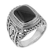 Серебряные кольца мужские печатки