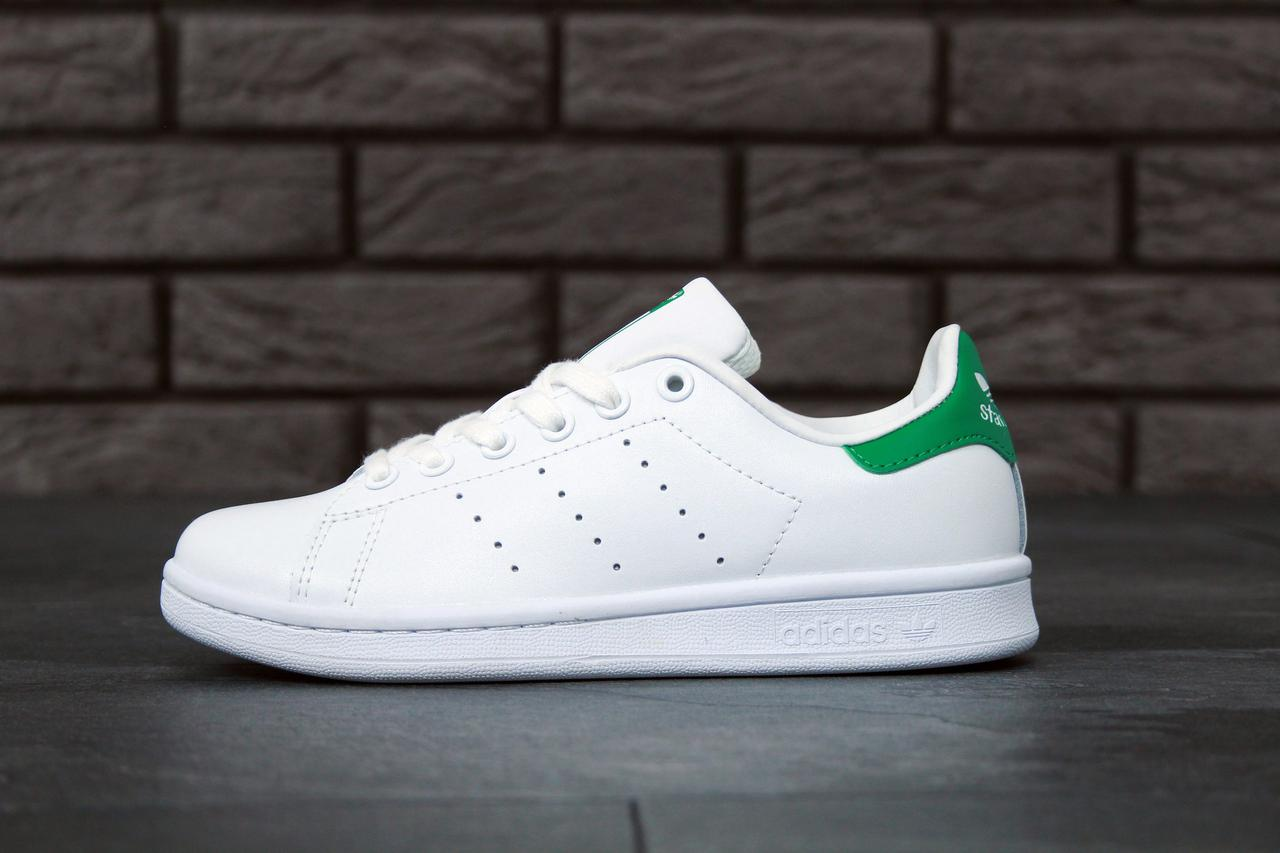 Кроссовки Adidas Stan Smith X White Green 44 — в Категории