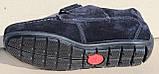 Школьные туфли замшевые для мальчика от производителя модель СЛТ5520-1, фото 5