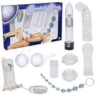 Эротический набор Crystal Clear Set