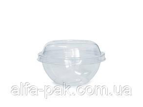 Упаковка круглая 200РК прозрачная