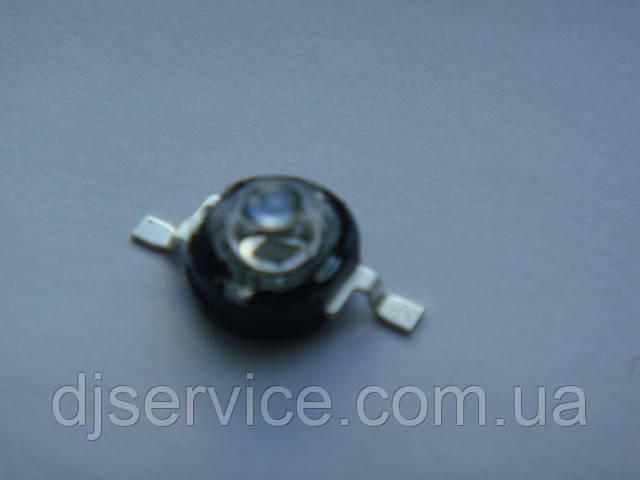 LED диод 3w IR ИК инфракрасный 850nm для камер видеонаблюдения