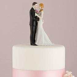 Фигурка на свадебный торт 1057