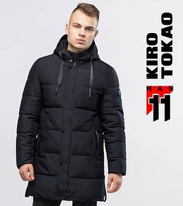 11 Киро Токао | Зимняя куртка для мужчин 6001 черный