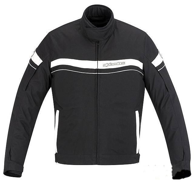 """Куртка Alpinestars T-FUEL """"L"""" (50 р.) BLACK текстиль"""