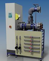 Электролизная установка для получения гипохлорита натрия 26 кг/сут, фото 1