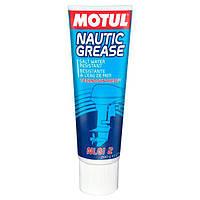 Смазка пластичная для водной техники NAUTIC GREASE (200гр)