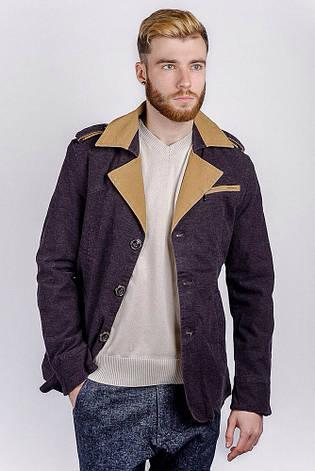 Куртка-пиджак демисезонная мужская  BSB, фото 2
