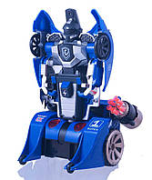 Трансформер на р/у LX9065 Knight (синий), фото 1
