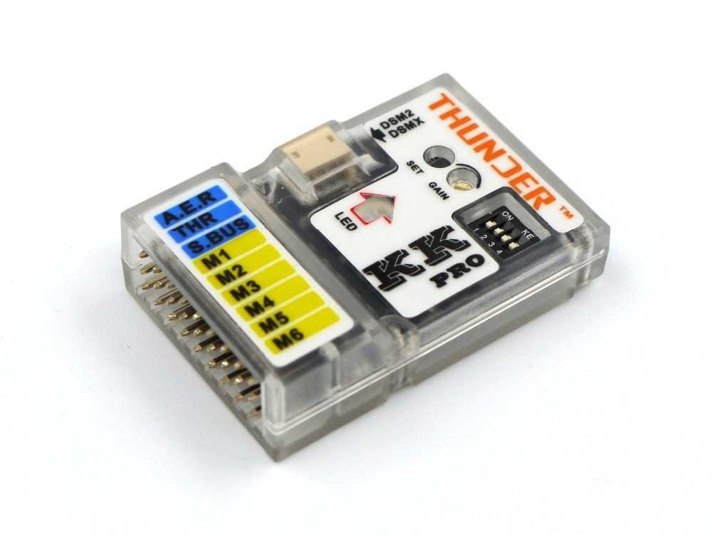Полетный контроллер KK PRO для мультикоптеров