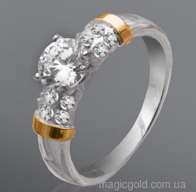 Серебряное кольцо Сиана