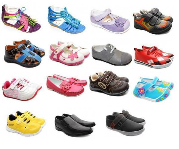 Обувь подростковая
