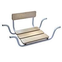Сидіння для ванни поглиблене зі спинкою MEDOK, фото 1