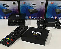 Приставка Android TV Box SMART TV T96V 2gb\16gb S905W+BT