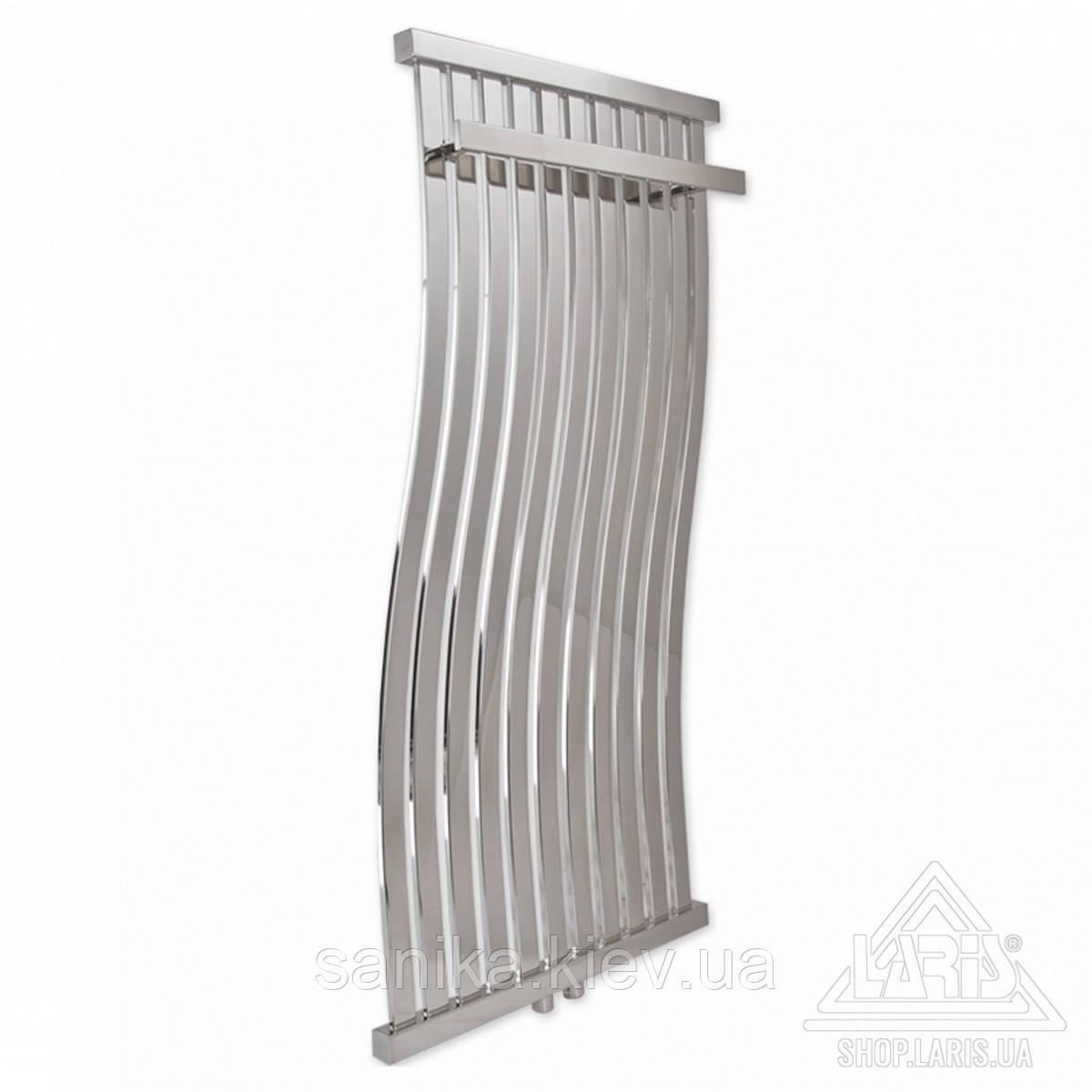 Водяной полотенцесушитель Ларис Фрирайд П11 500х1000 мм