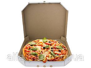 Коробка для пиццы 500*500*40 белая