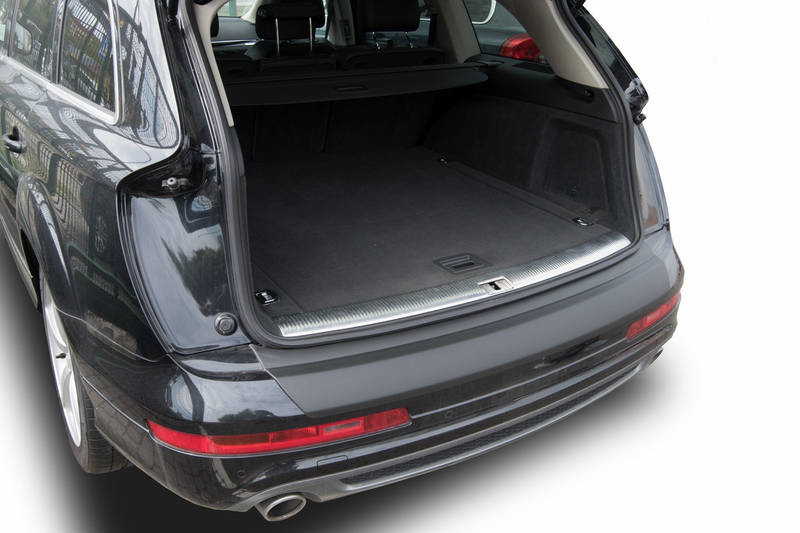 RBP510 Audi Q7 2006-2015 rear bumper protector
