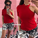 Женский гольф необычного кроя, фото 5