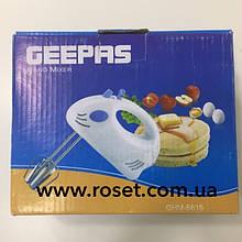 Ручний кухонний міксер Geepas – GHM 6615.