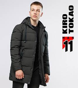 11 Киро Токао | Мужская куртка зимняя 6005 хаки 3XL